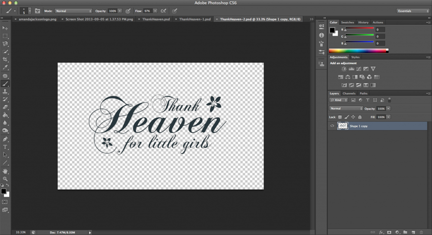 How To Use Word Art Overlays |